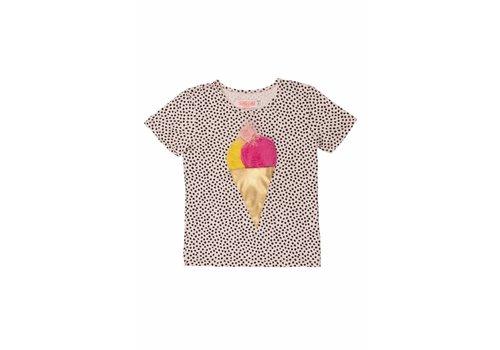BANGBANG Copenhagen Ice Ice Baby Dot T-Shirt