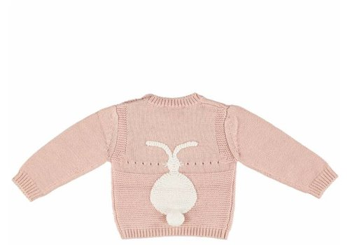 Stella McCartney Kids Thumper Jumper, dusty rose
