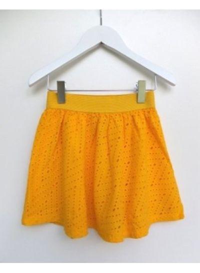 INDEE Cost-Papaya Skirt