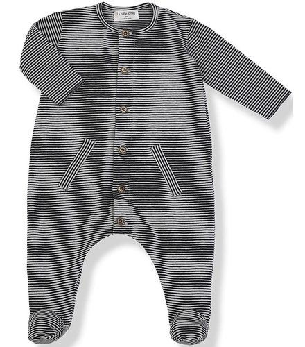1 + More in the Family GIOTTO jumpsuit blu notte