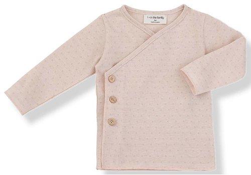 1 + More in the Family ALBA new born shirt alba