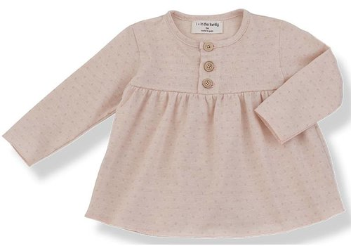 1 + More in the Family ANNA blouse alba