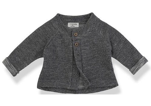 1 + More in the Family LEMPICKA girly jacket blu notte