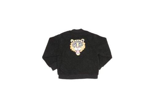 POPUPSHOP Minnesota Tiger EMB On Black