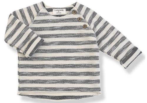 1 + More in the Family YORK sweatshirt blu notte