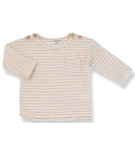 1 + More in the Family RENOIR long sleeve t-shirt alba