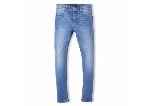 Finger in the nose Tama Retro Denim  - Girl Woven Skinny Fit Jeans