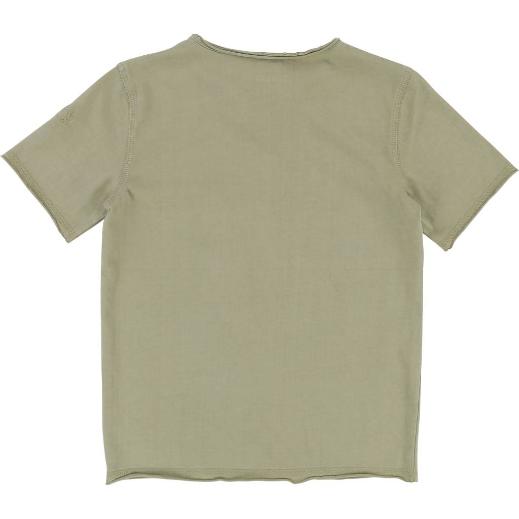 zadig et voltaire kids t shirt col tunisien camouflage store of daydreams