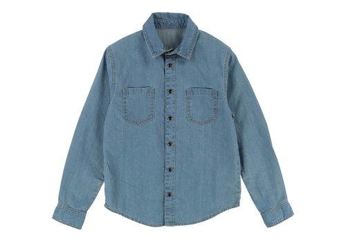 Zadig et Voltaire Kids Chemise Jeans, denim blue