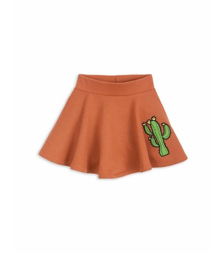 Mini Rodini Donkey Cactus Sweatskirt Orange