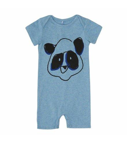 Soft Gallery Owen Body Babyblue melange, Panda
