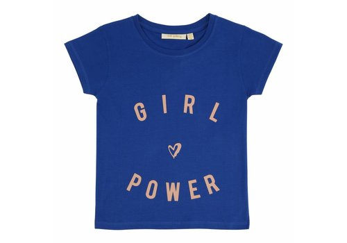 Soft Gallery Pilou T-shirt Surf The Web, Girlpower