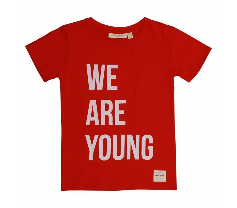Bass T-shirt Mars Red, Graphics
