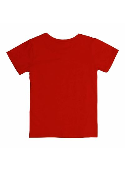 Soft Gallery Bass T-shirt Mars Red, Graphics