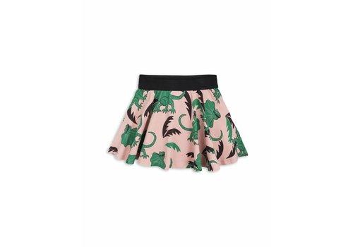 Mini Rodini Draco Skirt Green