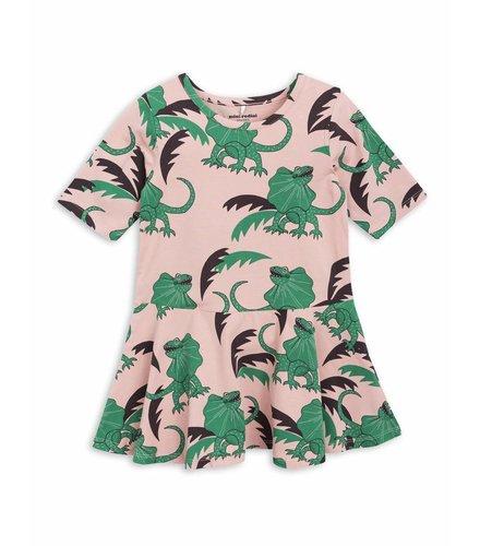 Mini Rodini Draco Dance Dress Green
