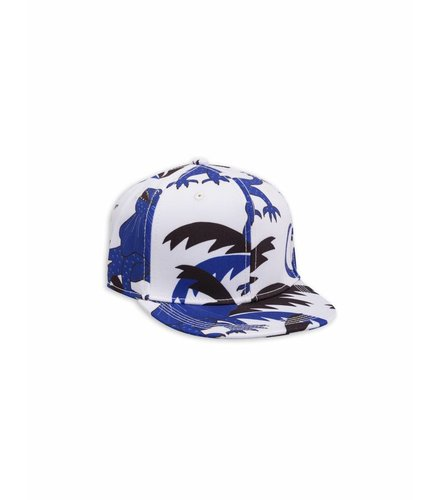 Mini Rodini Draco Cap Blue