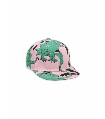 Mini Rodini Draco Cap Green