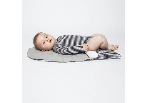 MINGO Chancing Mat B/W Stripes / Grey