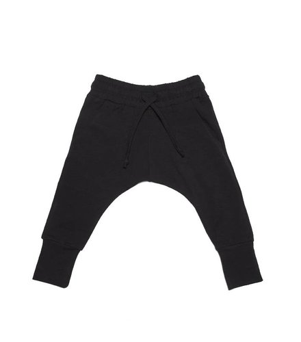MINGO Slim Fit Jogger Black