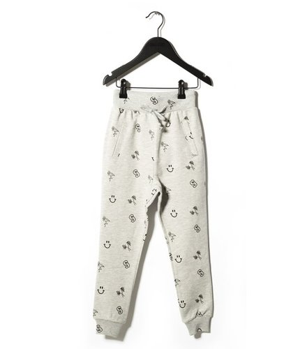Someday Soon Pants Alto Grey Melange