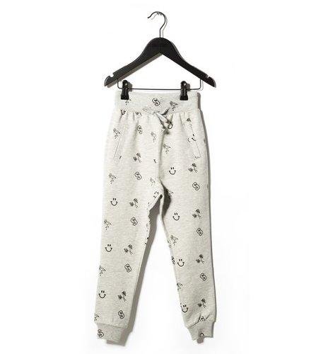 Someday Soon Pants Alto Grey Melange
