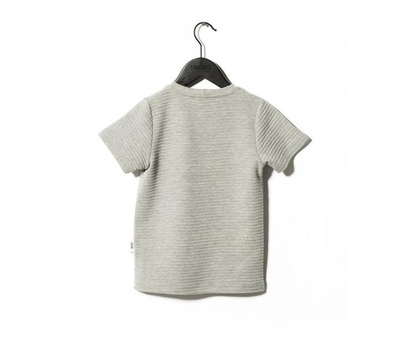 T-shirt Jazzy Grey Melange