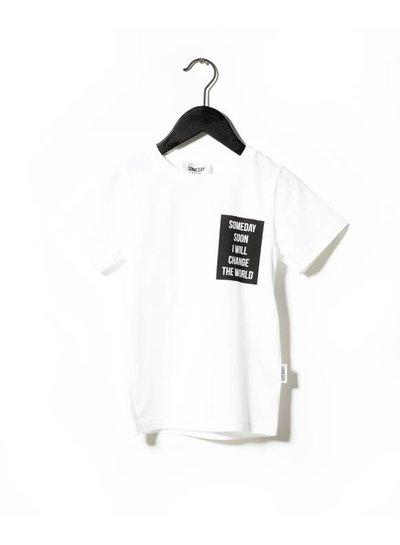 Someday Soon T-Shirt Vista White