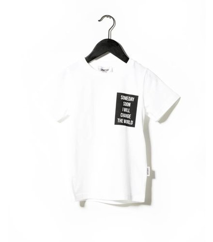 Someday Soon T-Shirt Vista White