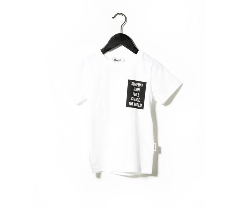 T-Shirt Vista White