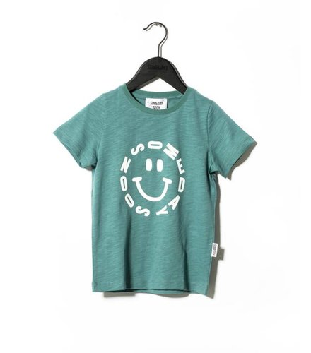 Someday Soon T-Shirt Venice Aqua