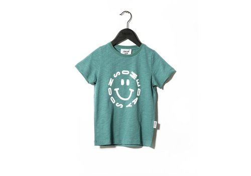 Sometime  Soon T-Shirt Venice Aqua