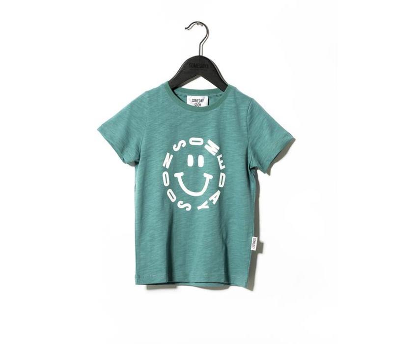T-Shirt Venice Aqua