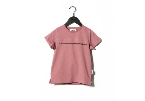 Someday Soon T-Shirt Leandro Pink
