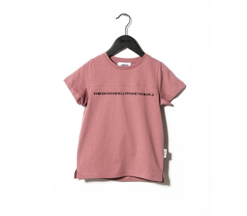 T-Shirt Leandro Pink