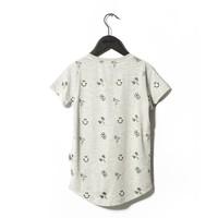 T-Shirt River Grey Melange