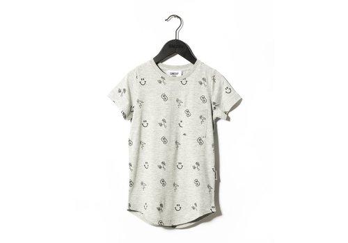 Someday Soon T-Shirt River Grey Melange