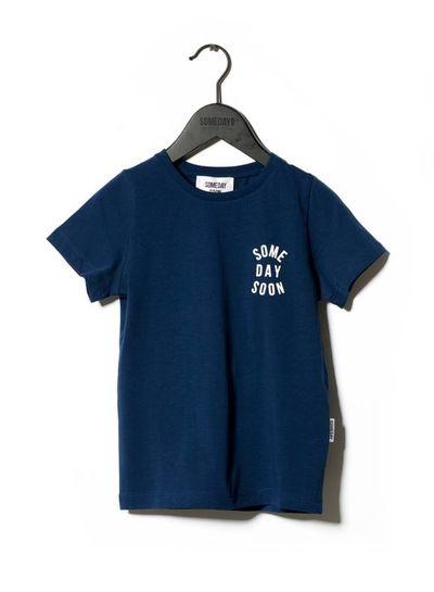 Someday Soon T-Shirt Revolution Blue