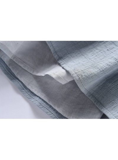 Louise Misha Dress Numidie, silver blue