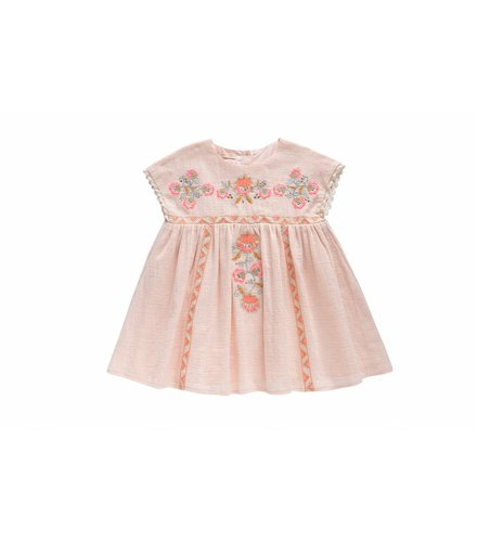 Louise Misha Dress Oleste, blush