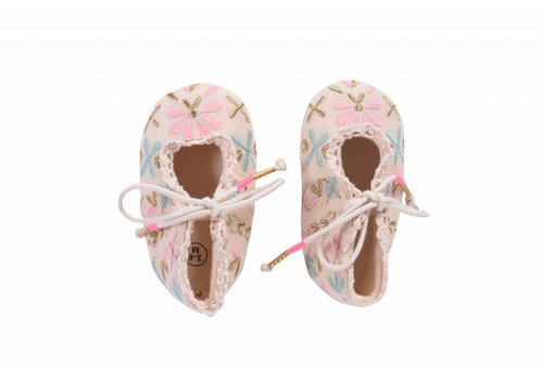 Louise Misha Slippers Poussin, beige