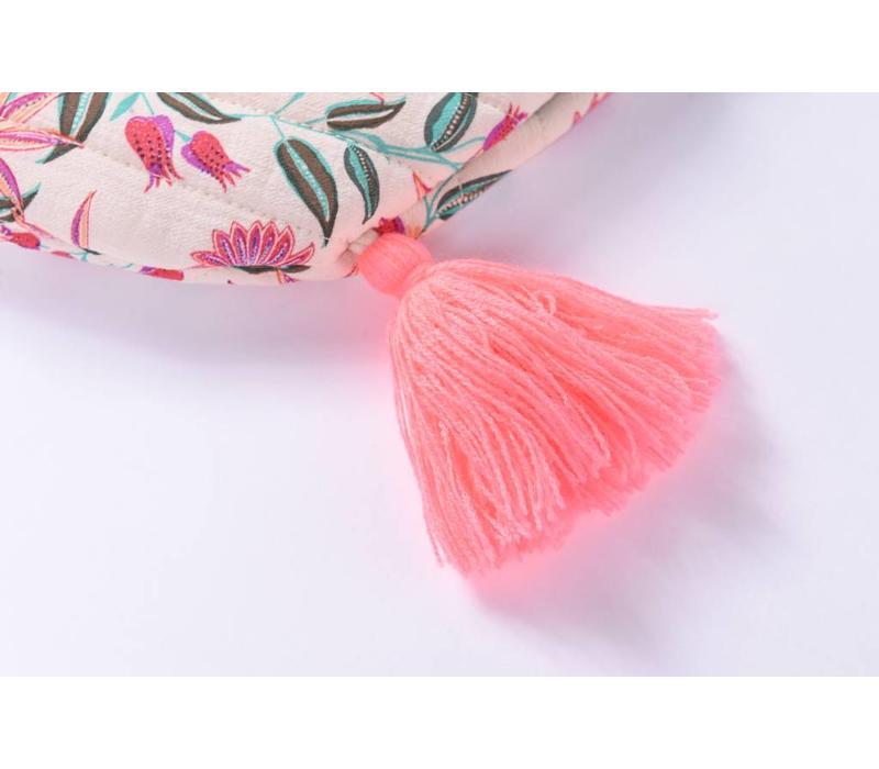 Sleeping Bag Farah, white flower