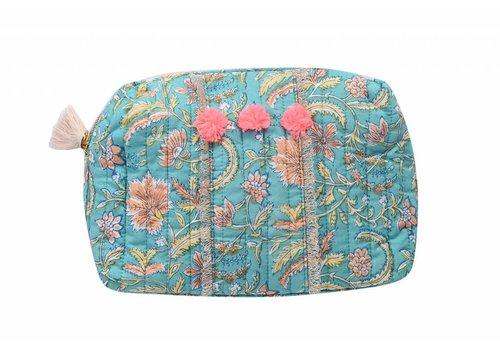 Louise Misha Large Pocket Manon, bloom flower