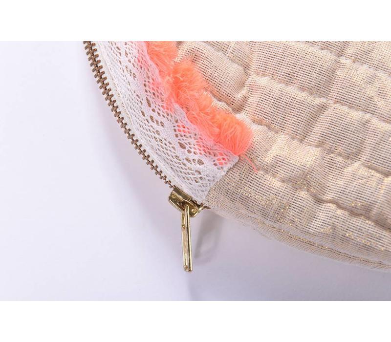 Large Pocket Etoile, gold