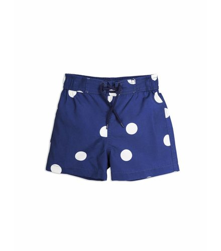 Mini Rodini Dot Swimshorts Navy