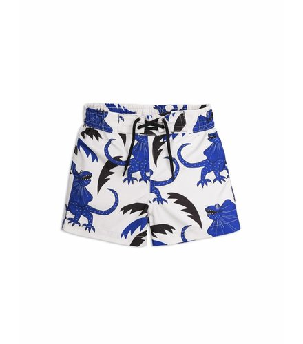 Mini Rodini Draco Swimshorts Blue