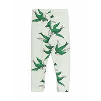 Swallows Leggings Green