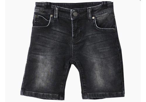 Sometime  Soon Shorts Carl Denim Washed Bla