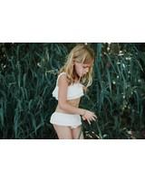 Louise Misha Bikini Bluna White