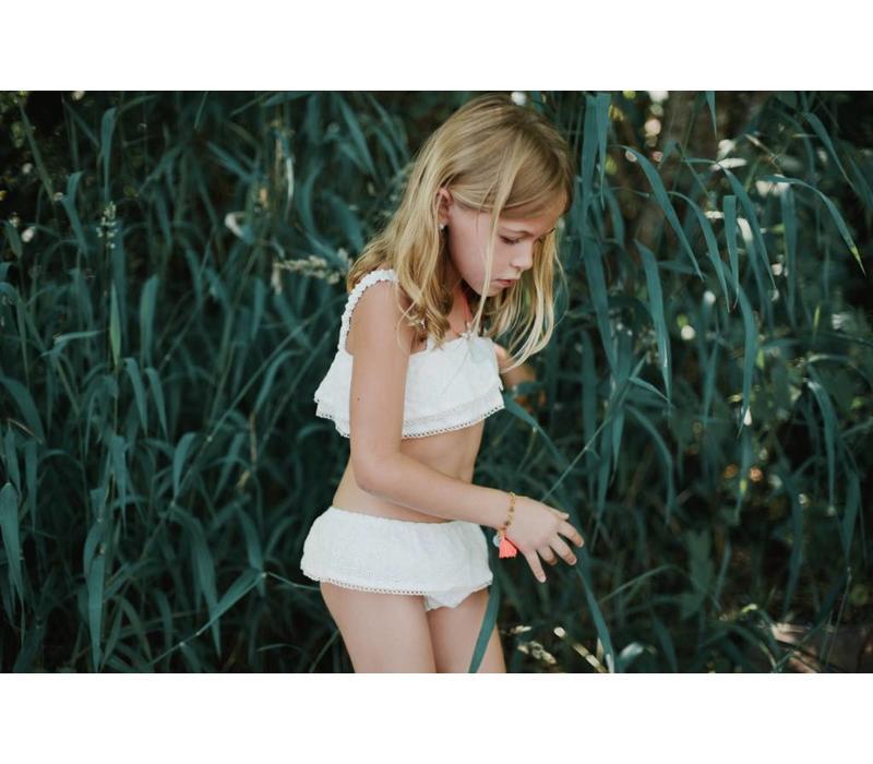 Bikini Bluna White